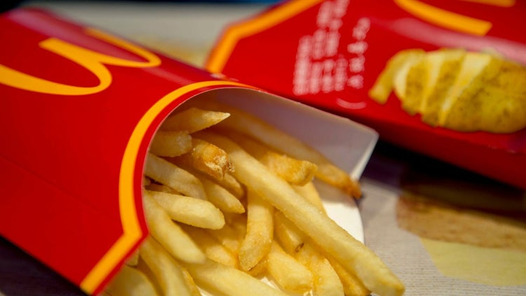 Ingredient in McDonald's French Fries Could Cure Baldness