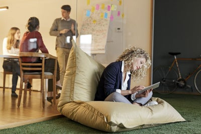 Try This Wildly Successful Scandinavian Technique to Make Work Comfy f...
