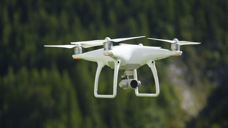 5 Ways Drones Are Changing the World