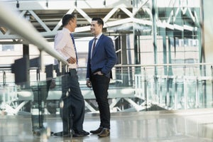Conversation Topics That Should and Shouldn't Be Discussed in the Office (Infographic)