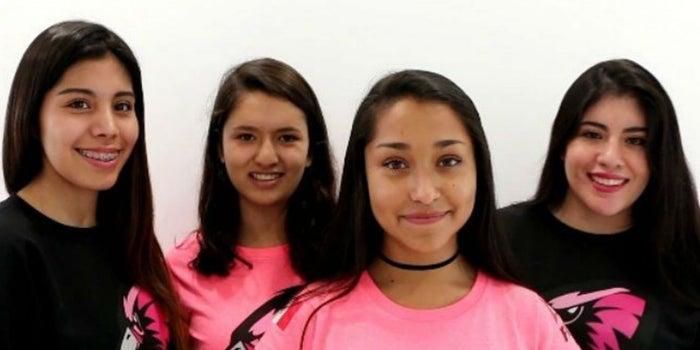 El equipo femenil de robótica que representará a México ante la NASA
