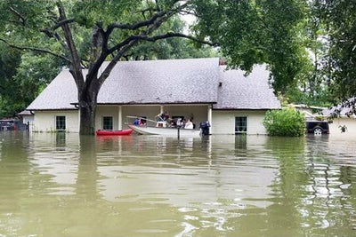 How This Entrepreneur Turned Hurricane Harvey into an Incredible Break...