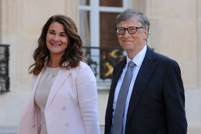How Billionaire Philanthropists Bill and Melinda Gates Settle Disagree...