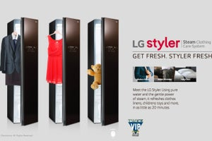 LG Styler Offers A Smart Way To Stay Stylish