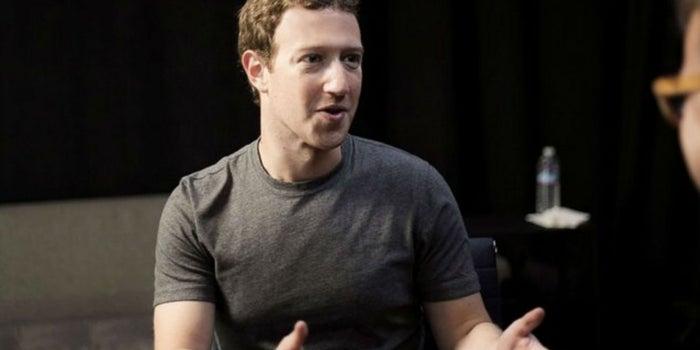 Qué hay dentro de Mark Zuckerberg