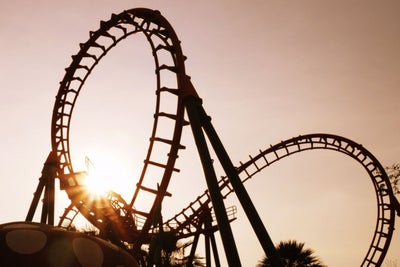 4 Strategies to Survive the Entrepreneurial Roller Coaster