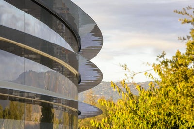 People Keep Walking Into Glass at Apple's Headquarters