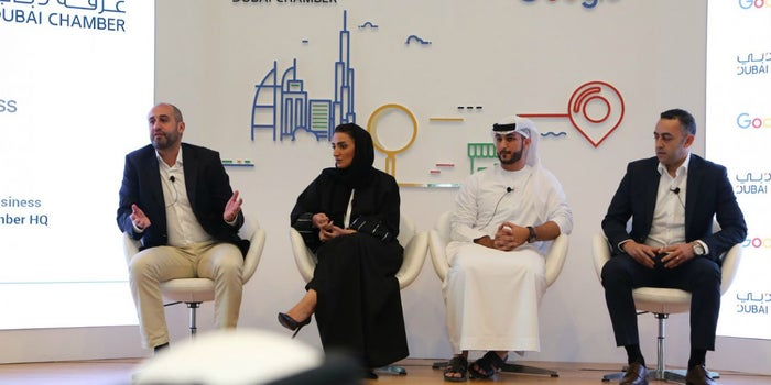Dubai Chamber and Google Come Together To Help Businesses Get Online