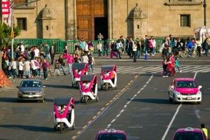 Conoce a la app que integrará los taxis de toda la república mexicana