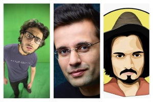 These 9 YouTubers in India Are Raking in the Big Moolah with their Channels