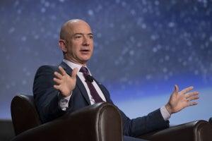 Jeff Bezos's 10,000-Year Clock Is Revealed