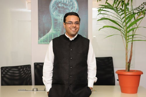 Umesh Sachdev on What Prompted Him to Build Uniphore