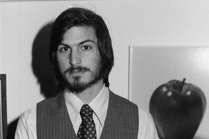 A Job Application Steve Jobs Handwrote in 1973 Is Full of Errors and Will Be Up for Auction