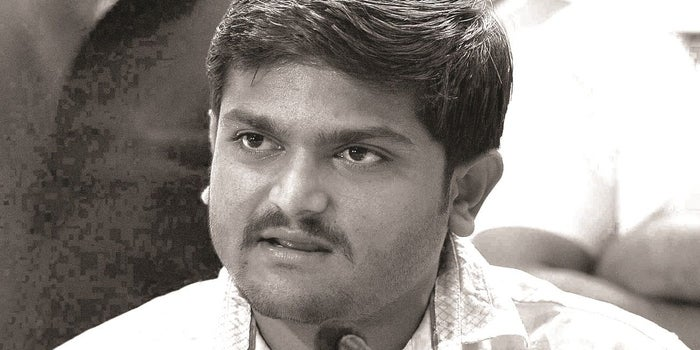 Hardik Patel and His Road to Activism