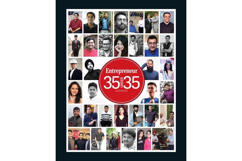 The Class of 2018 : Entrepreneur 35 Under 35