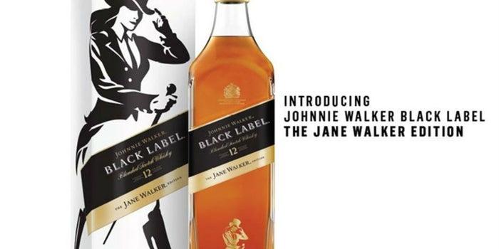 Jane Walker será la versión femenina del whisky Johnnie Walker
