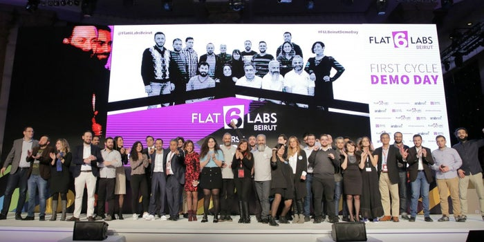 Startups Graduating Flat6Labs Beirut's Inaugural Cycle Showcase Solutions At ArabNet