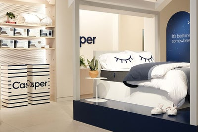 Casper Opens First Permanent Store