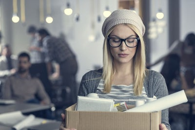 5 Crazy Stories About Giving Two Weeks' Notice -- and What You Can Lea...