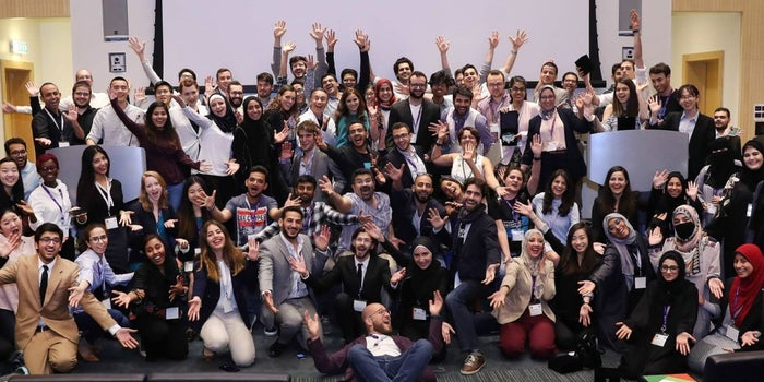 NYUAD Hackathon Encourages Use Of Tech For Social Change In The Arab World