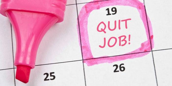 5 historias sobre renuncias y lo que puede aprender de ellas