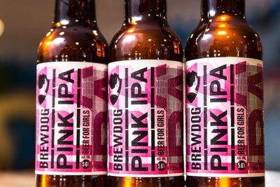 A Cult Craft Brewer Says Its 'Beer For Girls' Is Satire -- But Women A...