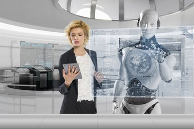 Robots May Replace Some Jobs, But Your Human Team Members Should Be Th...