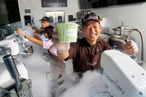 How This Franchisor Found Sweet Success With an Ice Cream Experiment