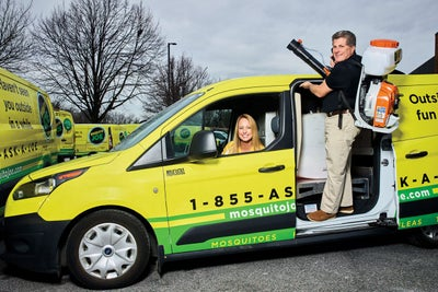 A Buzzing Business: How These Entrepreneurs Turned a Longtime Annoyanc...