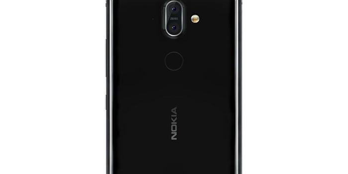 Ahead Of The Curve: Nokia 8 Sirocco