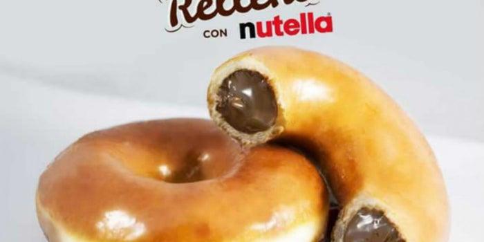 México no tendrá disponible la dona con relleno de Nutella