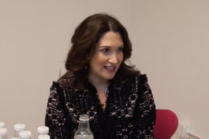 Randi Zuckerberg Discovered When She Was a Kid the Importance of Asking for What You Want