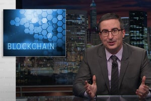John Oliver Explains Why Investing in Cryptocurrencies Is Just Like Gambling