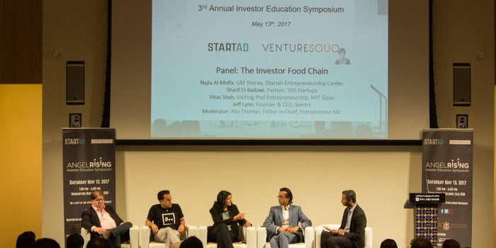 VentureSouq And StartAD Aim To Empower Region's Investors With The Fourth Edition Of Angel Rising