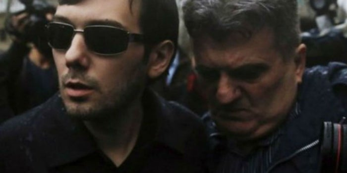 El CEO más odiado del mundo es sentenciado a siete años de prisión