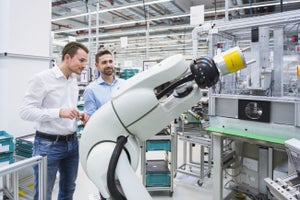 Human vs. Machine: Blue Collar Tech Startups Side With Humans