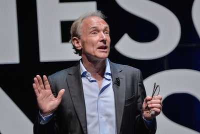 The Inventor of the World Wide Web Says It's Out of Control and Needs...