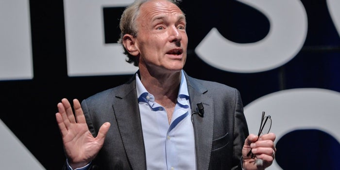 The Inventor of the World Wide Web Says It's Out of Control and Needs to Be Regulated