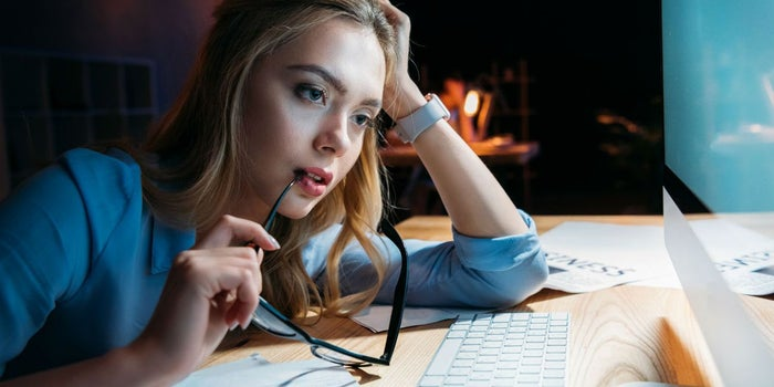 Enfréntate y vence a tu frustración laboral