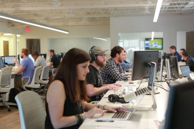 For This Startup, Office Location Is All About Happiness and Creativity