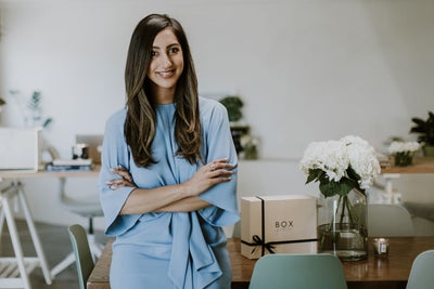 This Young Entrepreneur Shares the 3-Step Strategy She Uses to Banish...