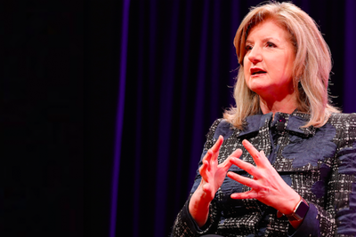 Insights About Leadership, Happiness and the Future From Arianna Huffi...