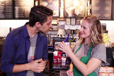 Kristen Bell Teams Up With Actors to Create a Snack Bar Brand That Fee...