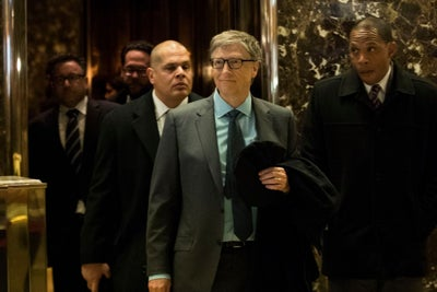 Bill Gates Storms the White House! Here Are 3 Things to Know Today.