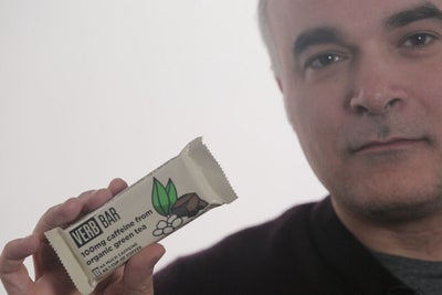 This Snack Bar Says It Has as Much Caffeine as a Cup of Coffee. Here's...