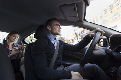 Don't Confuse Driving for Uber With the Freelancer Economy Powering Am...