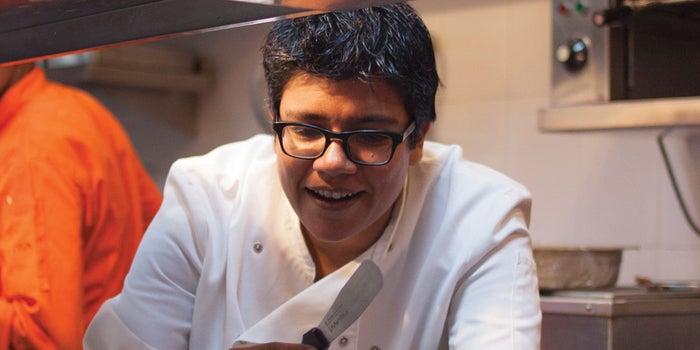 Meet This Diva of Indo-Italian Cuisine