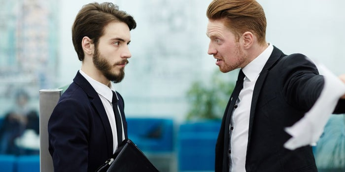 6 Ways to Keep Things From Getting Worse When Your Boss Starts Yelling at You