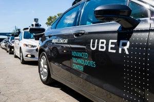Self-Driving Uber Vehicle Fatally Strikes Pedestrian in Arizona