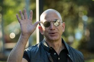 We Present to You the Next Jeff Bezos Meme
